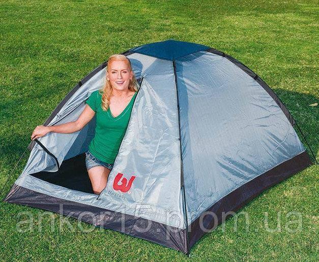 Палатка туристическая BW 67068 Comfort 2-местная