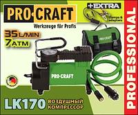Компрессор автомобильный ProCraft LK170
