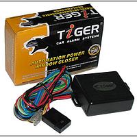 Модуль эл/стеклоподъемников 2 cтекла Tiger PW-2 (желт)