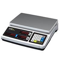 Торговые весы CAS PR-15 B (без стойки)