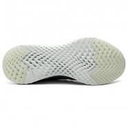 Беговые кроссовки nike flyknit epic react (оригинал), 36, 37,5-38 размер, хаки, фото 6