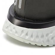 Беговые кроссовки nike flyknit epic react (оригинал), 36, 37,5-38 размер, хаки, фото 5