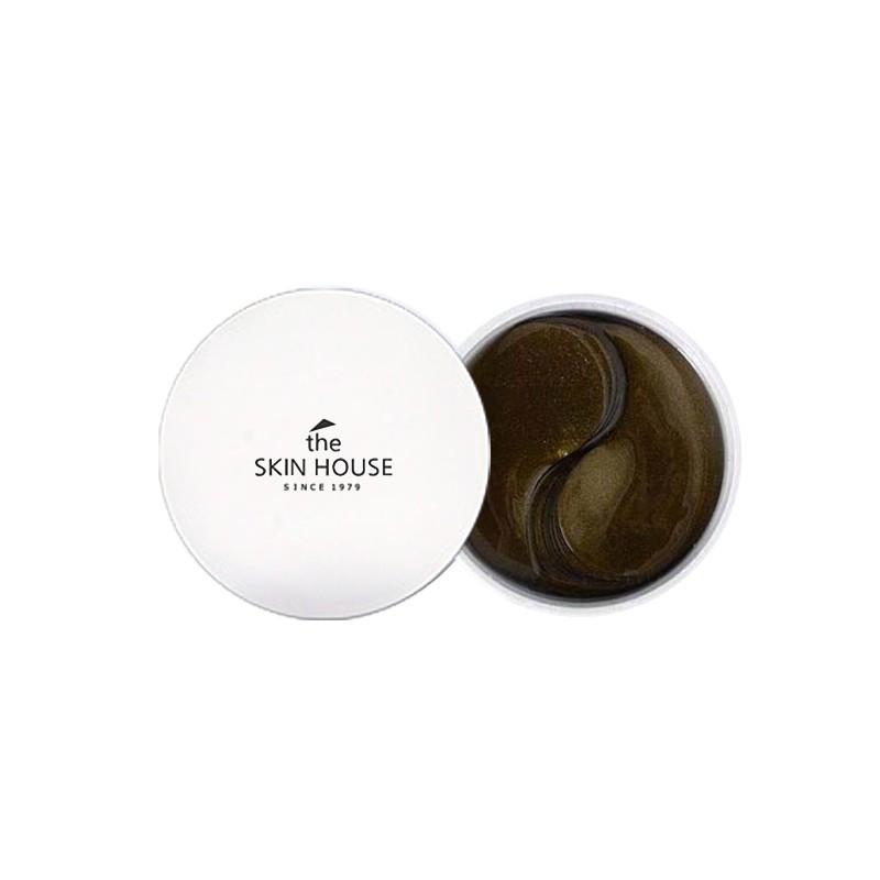 Патчи для глаз с черным жемчугом и пептидами The Skin House Black Pearl Peptide Patch Patch