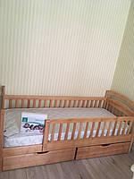 Детская кровать Карина Мини 80*160 от ПРОИЗВОДИТЕЛЯ Ольха