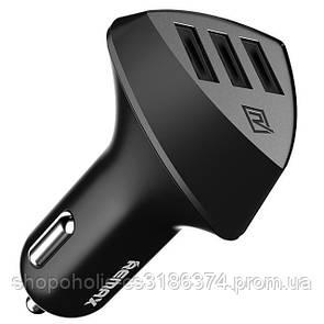 Автомобильное зарядное устройства Remax Aliens 3 USB 4,2 А