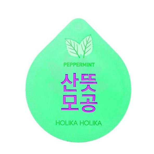 Мятная маска-капсула Holika Holika Superfood Capsule Pack Pore