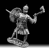 Воин с тарчем, XVI век, фото 3