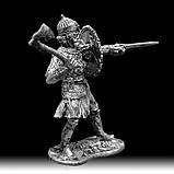 Воин с тарчем, XVI век, фото 2