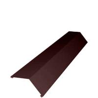 "Конек №1 длина изделия (2м) Union Steel ""Алюмоцинк"" AL-Zn, толщина 0,45"
