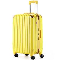 Большой чемодан Ambassador Hardcase A8524 Жёлтый, фото 1