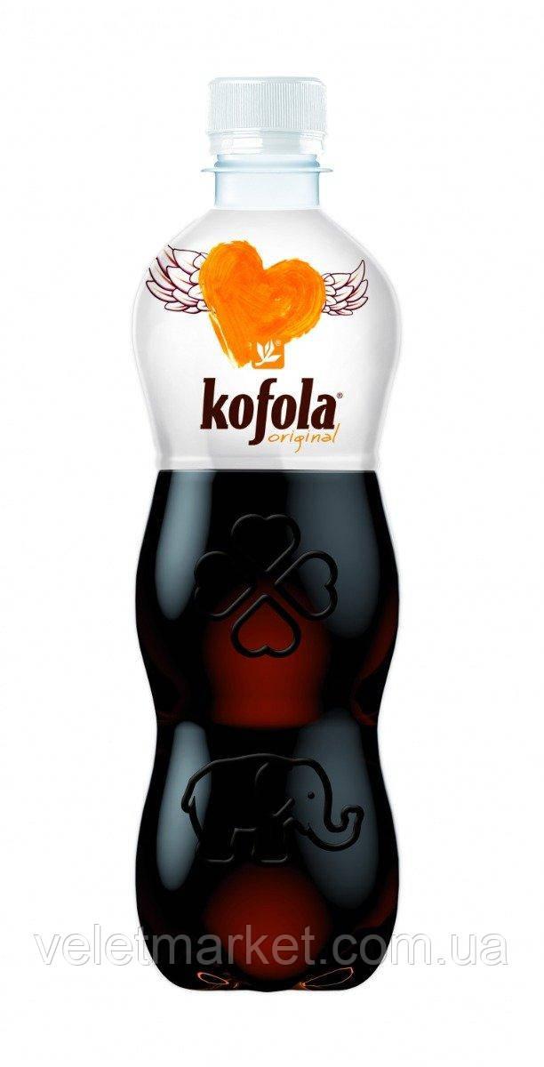 Упаковка безалкогольного напитка Kofola Original 0,5 л x 12 шт