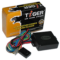 Модуль эл/стеклоподъемников 4 cтекла Tiger PW-4 (желт)