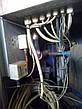 Промышленный чиллер-фанкойл б/у 31кВт Hitema ECC.030/CHP.TR.CSF с центробежными вентиляторами, фото 3