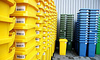 Баки для мусора от 120 литров