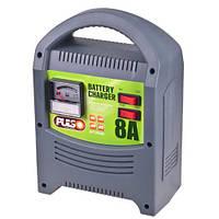 Зарядное устройство PULSO BC-15121 6-12V, 8A, 9-112AHR, стрел.индик