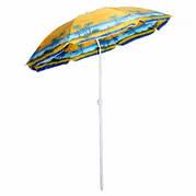 Зонт пляжный  d 2,2 м без напыления