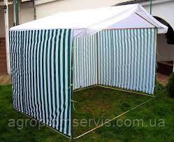 Палатка 3х3 м, фото 2