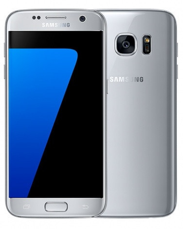 Samsung G935FD Galaxy S7 Edge Duos 32GB (Silver)