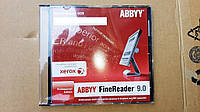 Диск и ключ ABBYY FineReader 9.0
