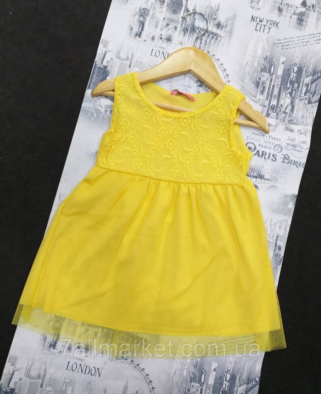 aeb2e3e8140307f Платье детское нарядное с гипюром на девочку 1-5 лет