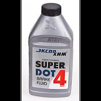 """Тормозная жидкость """"Экспо Хим"""" DOT-4 Супер 0,45 кг"""