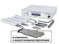 Аппарат для микротоковой терапии модель 117,+перчатки