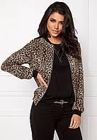 Бомбер леопард тренд 2019 ONLY