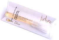 Женская туалетная вода Christian Dior J'adore (Кристиан Диор Жадор) 8 мл.