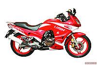 Спортивный мотоцикл LF125-30 (Синий металлик) 125куб.см