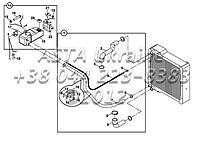 Система охлаждения двигателя Н1-2-1