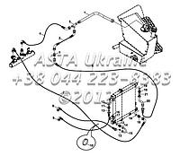 Система охлаждения, гидравлического и трансмиссионного масла Н1-3-1