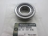 Подшипник КПП на Рено Мастер III (Пер.прив.)> 25x52x16.25 — Renault (Оригинал) - 8200197478