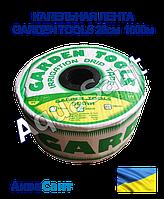 Крапельна стрічка щілинна GARDEN TOOLS 20см Бухта 1000м, фото 1