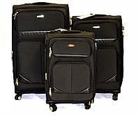 Набір з 3 валіз Paulaner 3802 Чорний, фото 1