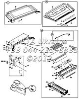 Кондиционер, кабина, Система охлаждения Н1-6-1