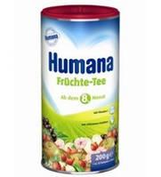 Чай фруктовый хумана humana