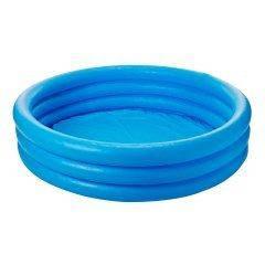 Дитячий надувний басейн Intex 58426 «Синій кристал», 147 х 33 см