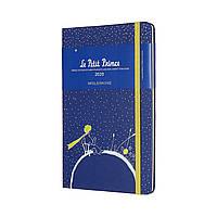 Еженедельник Moleskine 2020 Датированный Le Petit Prince Средний 144 страницы Синий (13х21 см) (8053853600295), фото 1