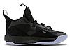 """Кроссовки баскетбольные Nike Air Jordan 33 """" Black/Dark Grey/White"""" Арт. 3951"""