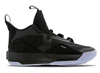 """Кроссовки баскетбольные Nike Air Jordan 33 """" Black/Dark Grey/White"""" Арт. 3951, фото 1"""