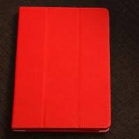 Кожаный чехол-книжка TTX с функцией подставки для Lenovo IdeaTab 10.1 S6000/S6000L Красный