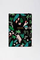 Travel book jungle Parrot (черный), фото 1