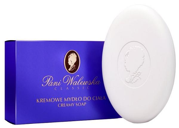 Крем-мыло Pani Walewska Синее (100г.)