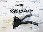 Переключатель дворников Форд, Ford 90BG11K665DC