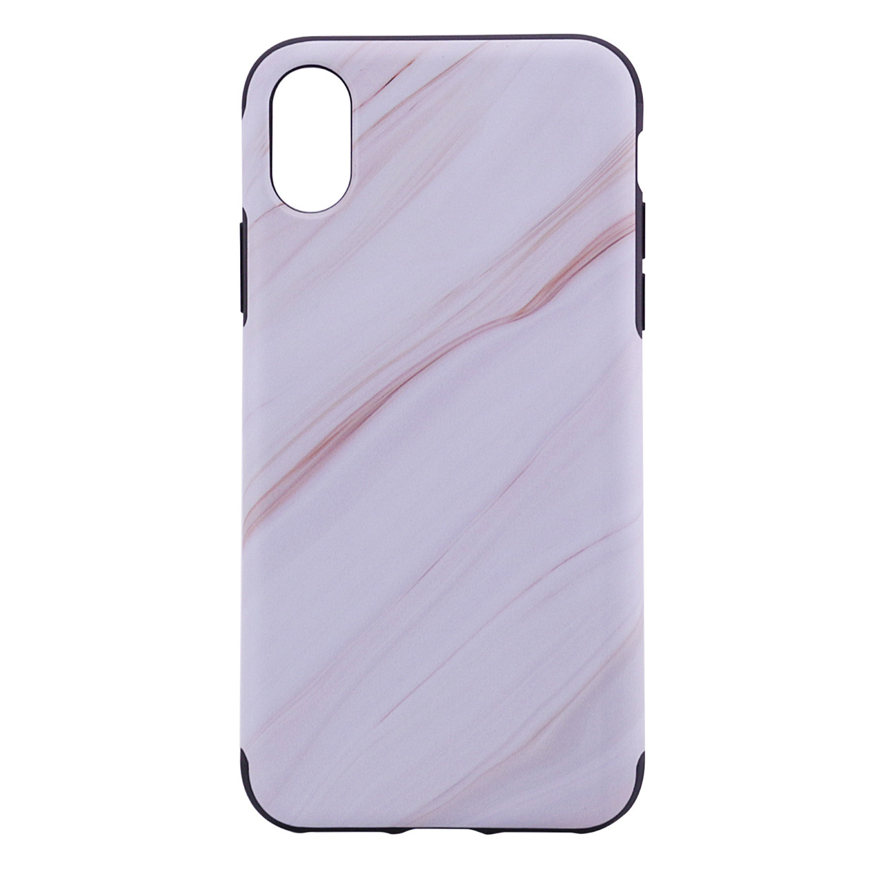 "TPU чехол Rock Origin Series (Textured marble) для Apple iPhone X (5.8"") / XS (5.8"")"