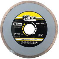 Алмазный диск по керамике 125 мм