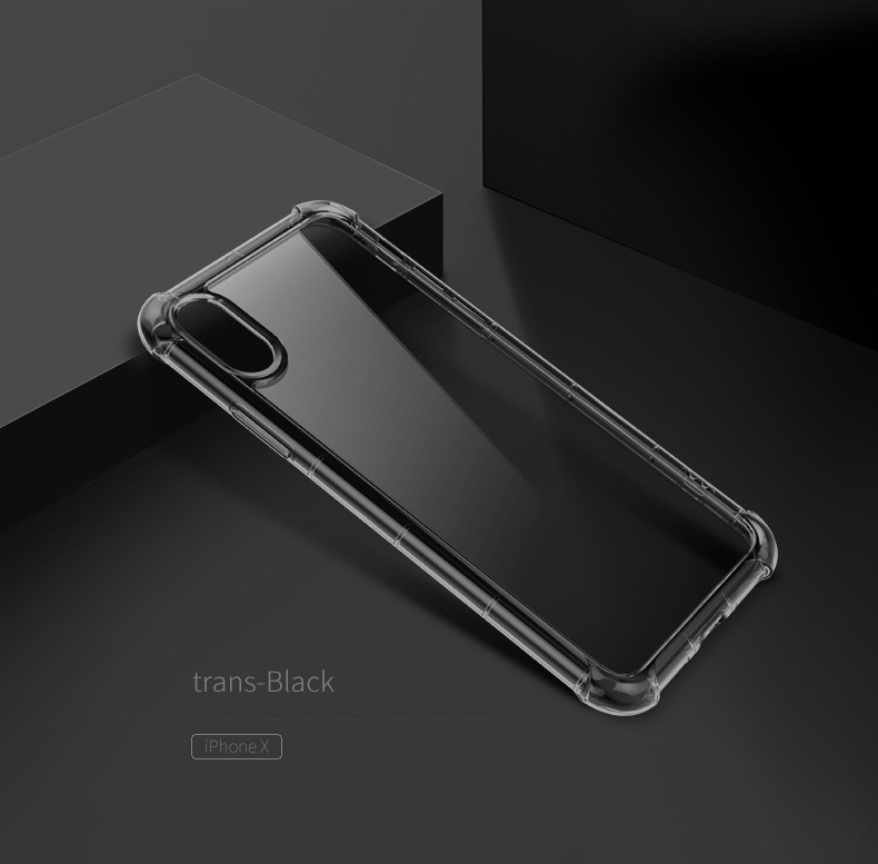 "TPU чехол ROCK Fence Pro series для Apple iPhone X (5.8"") / XS (5.8"")"
