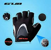 Перчатки гелевые беспалые GUB 1093 для велосипеда и активных видов спорта
