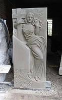 Скульптура на кладбище С-96