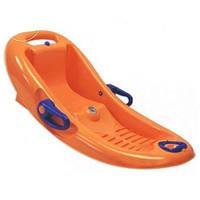 Санки (корыто) Snow Flipper de luxe (оранж)